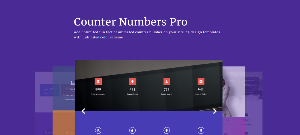 Counter Numbers Pro