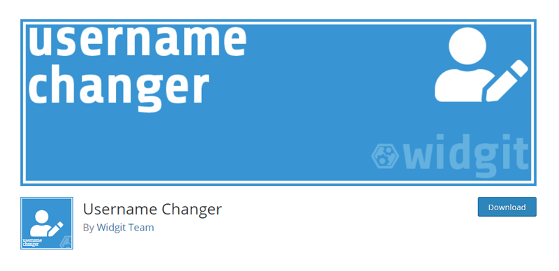 Username Changer Plugin