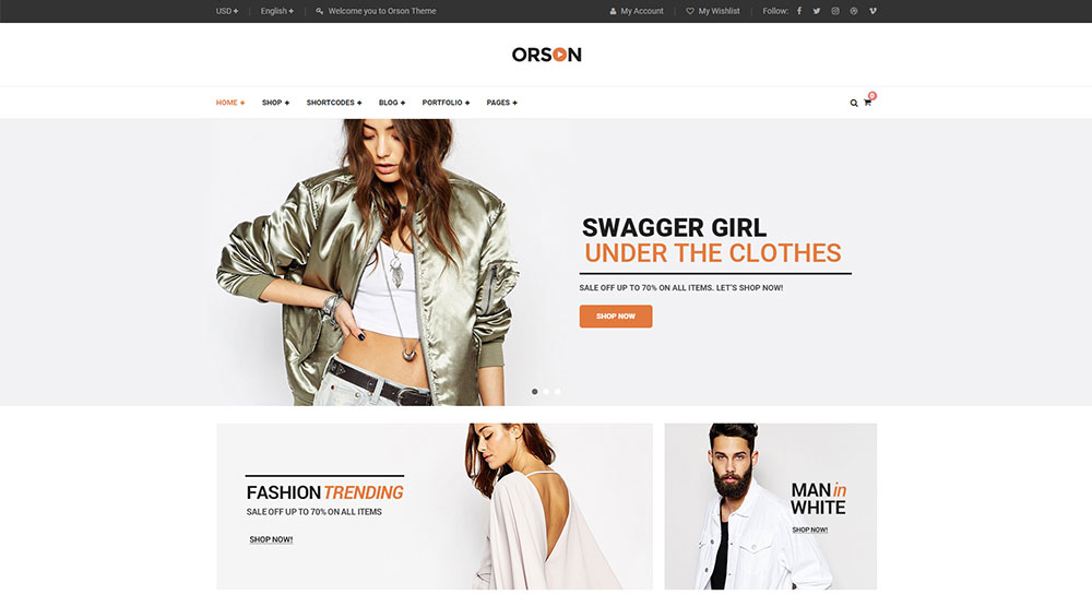 Orson WordPress Theme