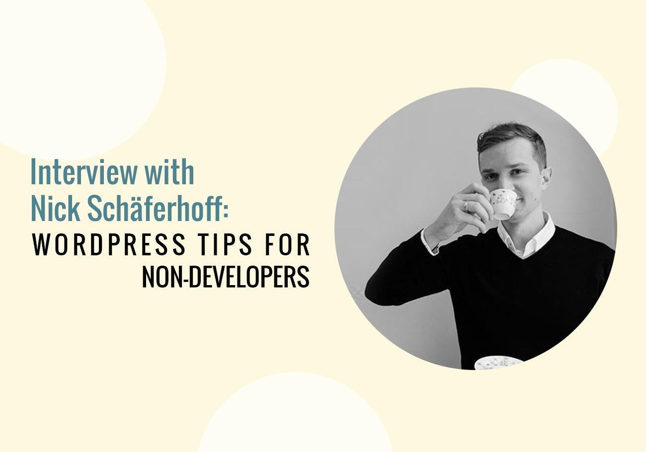WordPress tips for non-developers