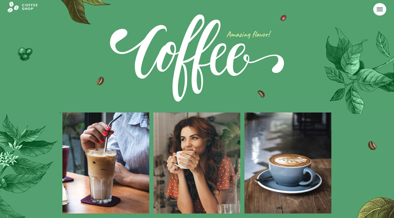 Brige Coffee store