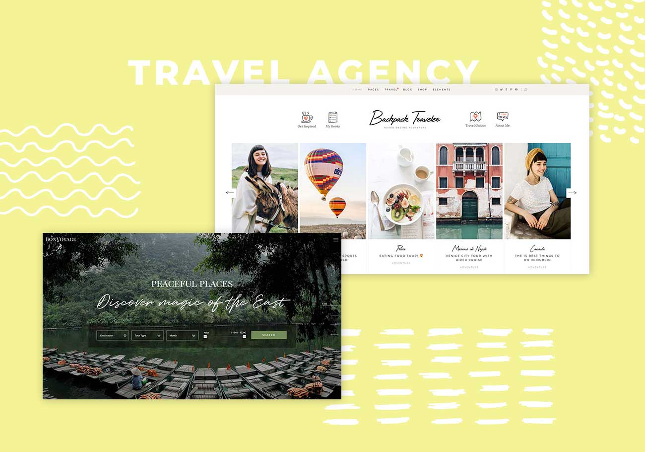 10 Travel Agency WordPress Themes to Start Your Journey With