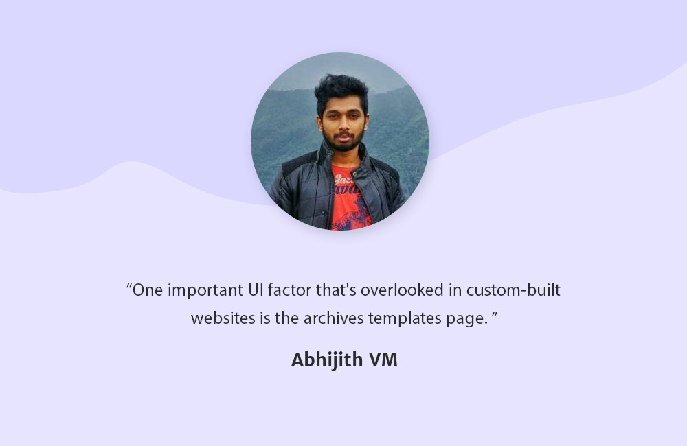 Abhijith VM