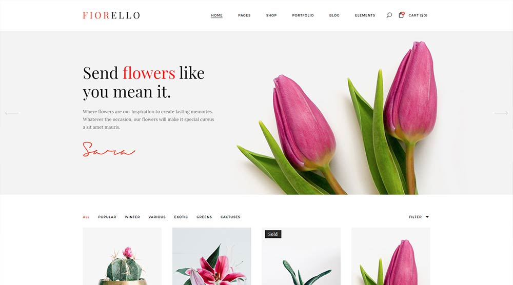 Fiorello-WordPress-Theme
