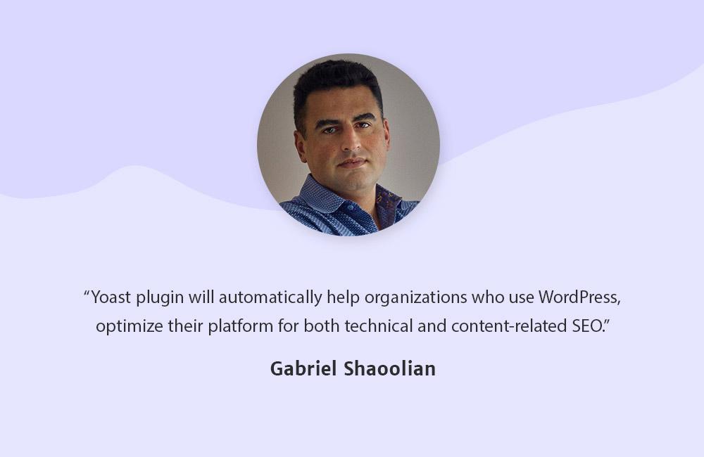 Gabriel Shaoolian