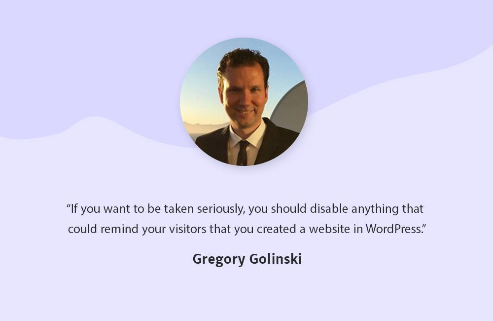 Gregory Golinski