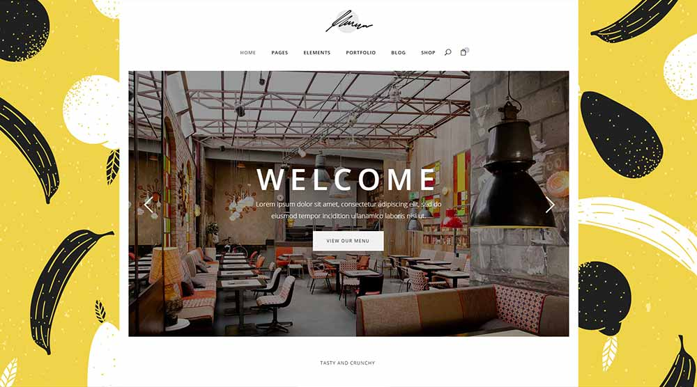 Savory WordPress Theme