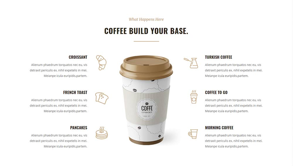 Barista WordPress Theme Shortcode