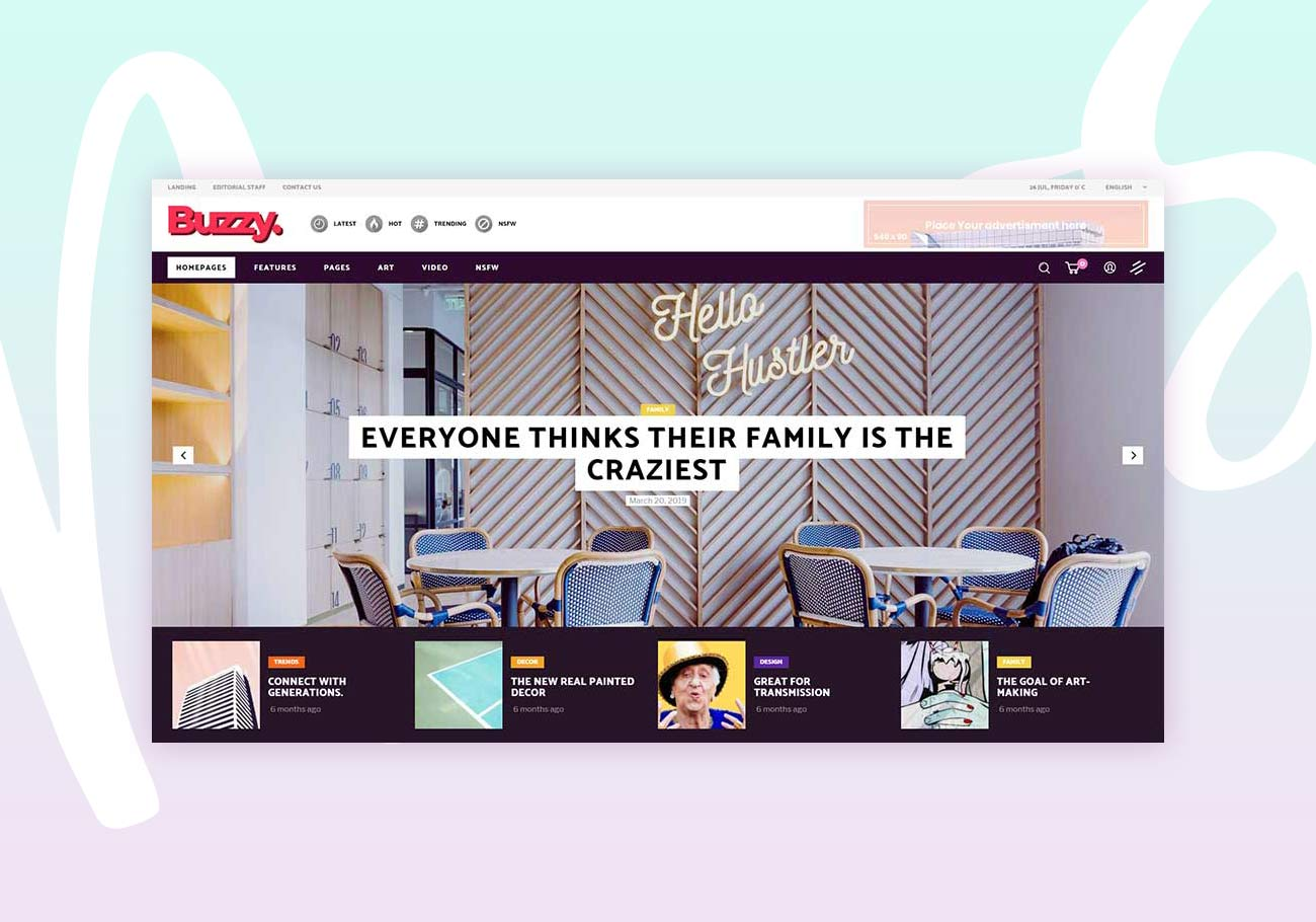 5 Newspaper WordPress Themes That Make Headlines