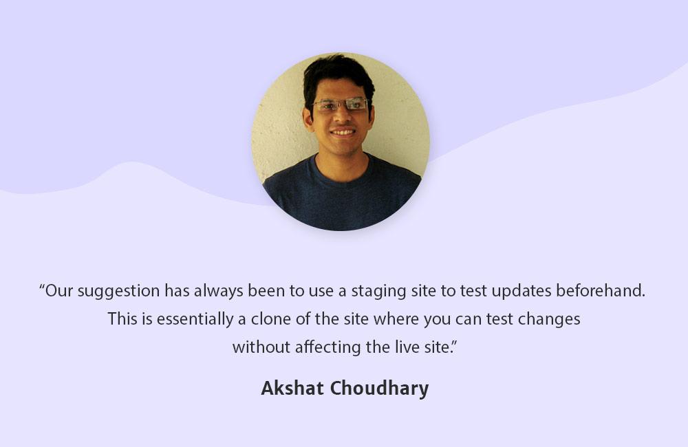 Akshat Choudhary