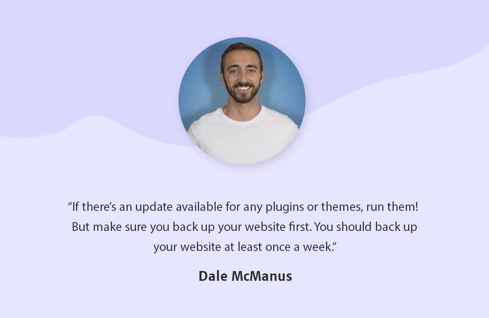 Dale McManus