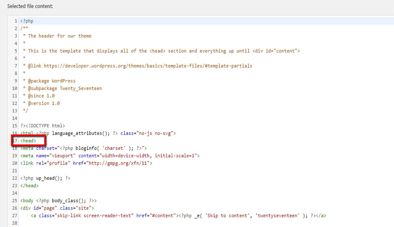 Google-Analytics-Code-wordpress