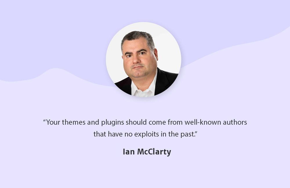 Ian McClarty