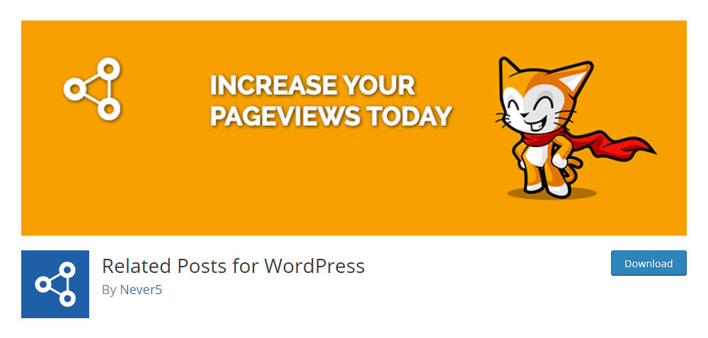 Related Posts Plugin for WordPress