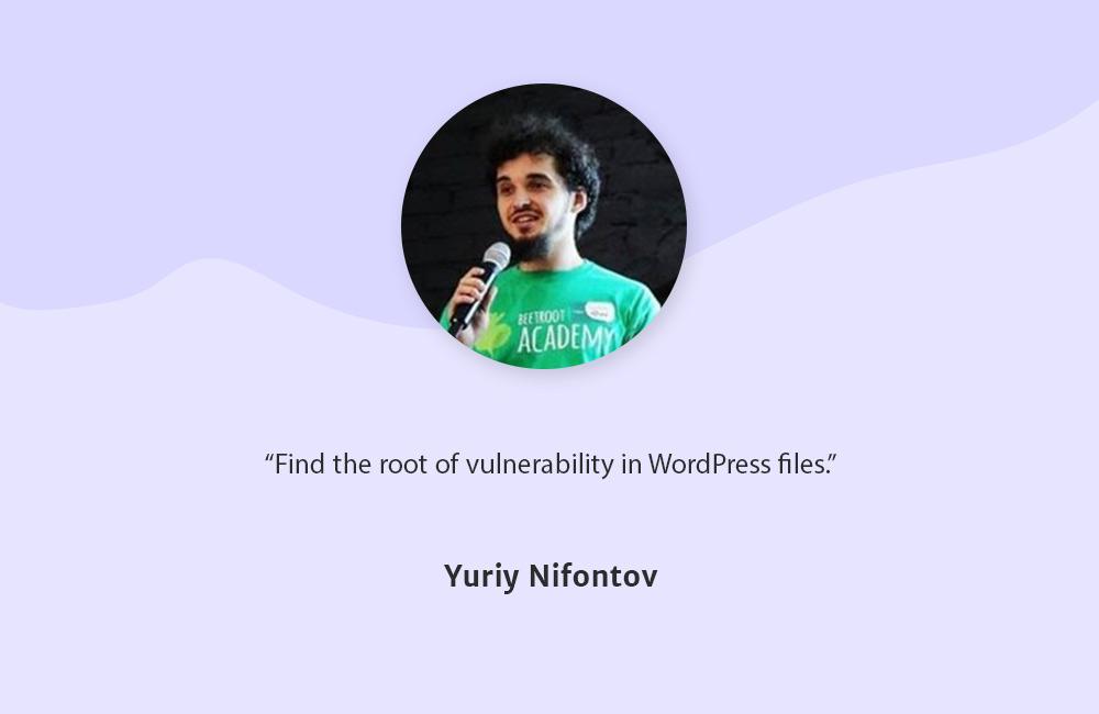 Yuriy Nifontov