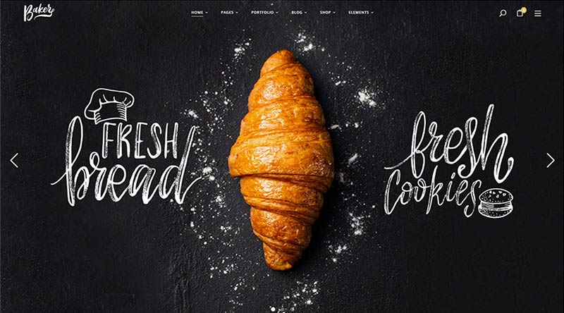 Baker WordPress Theme