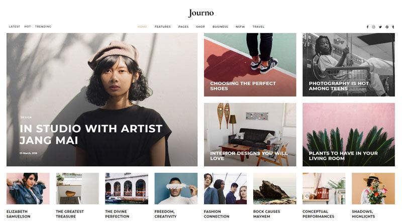 Journo WordPress Theme