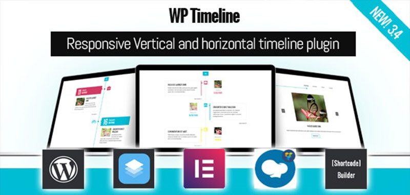 WP Timeline Plugin