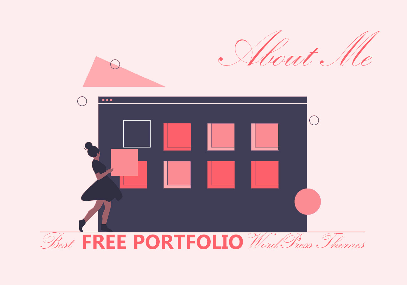 Free Portfolio WordPress Themes You Could Be Using Today