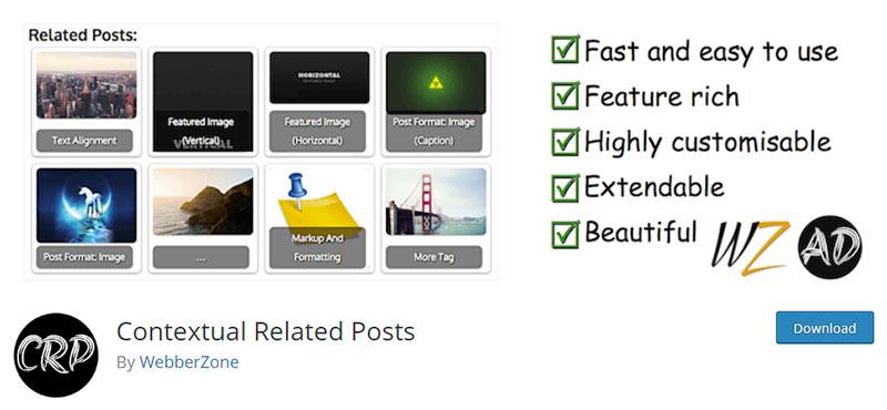 Contextual Related Posts Plugin