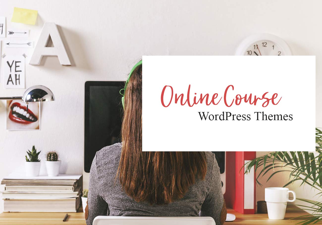 Online Course WordPress Themes for Modern Education