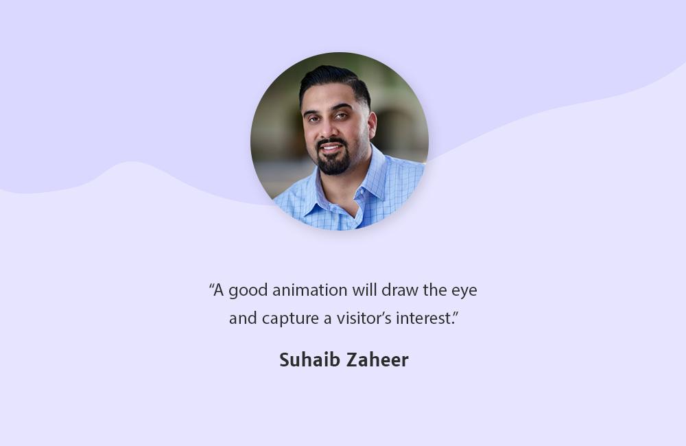 Suhaib Zaheer