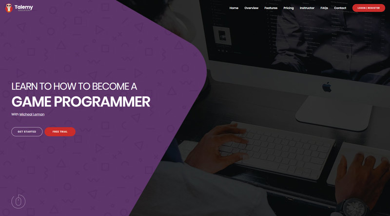 Talemy WordPress Theme