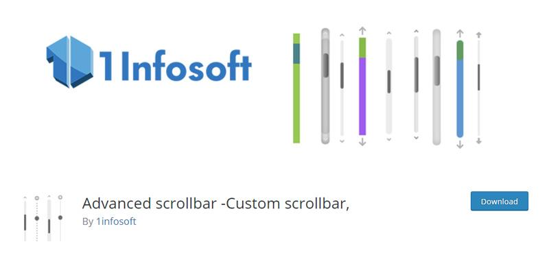 Advanced Scrollbar Plugin