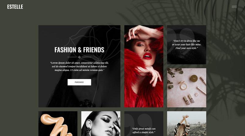 Estelle WordPress Theme