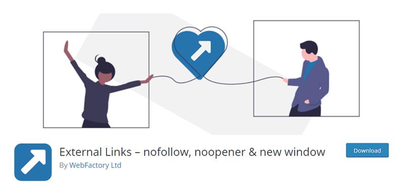 External Links Plugin
