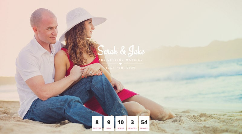 Perfect Couple WordPress Theme
