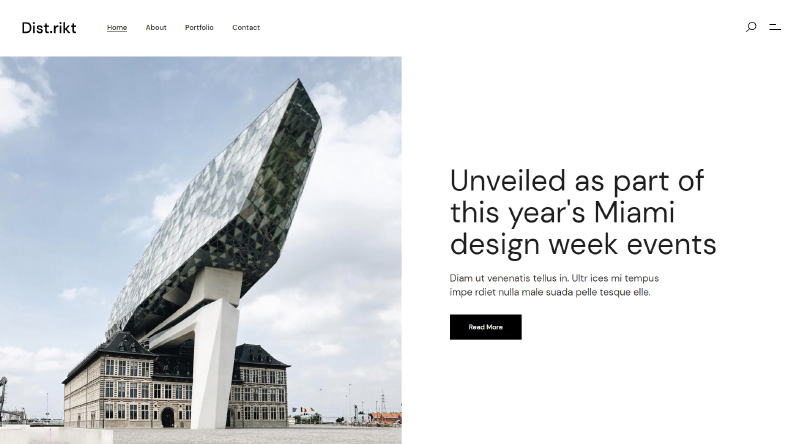 Qi Theme Architecture