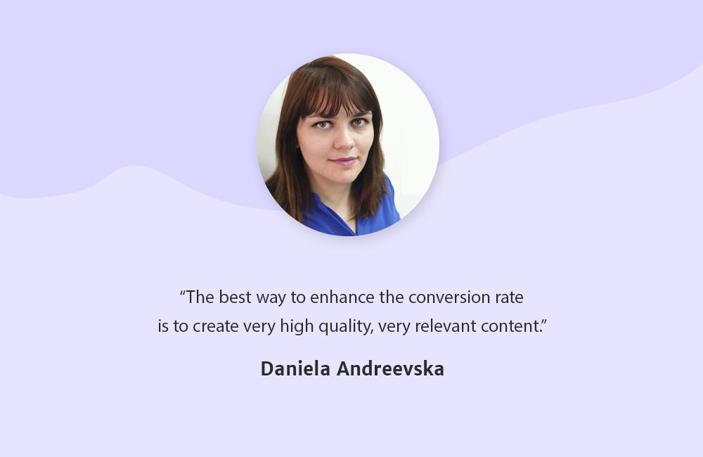 Daniela Andreevska