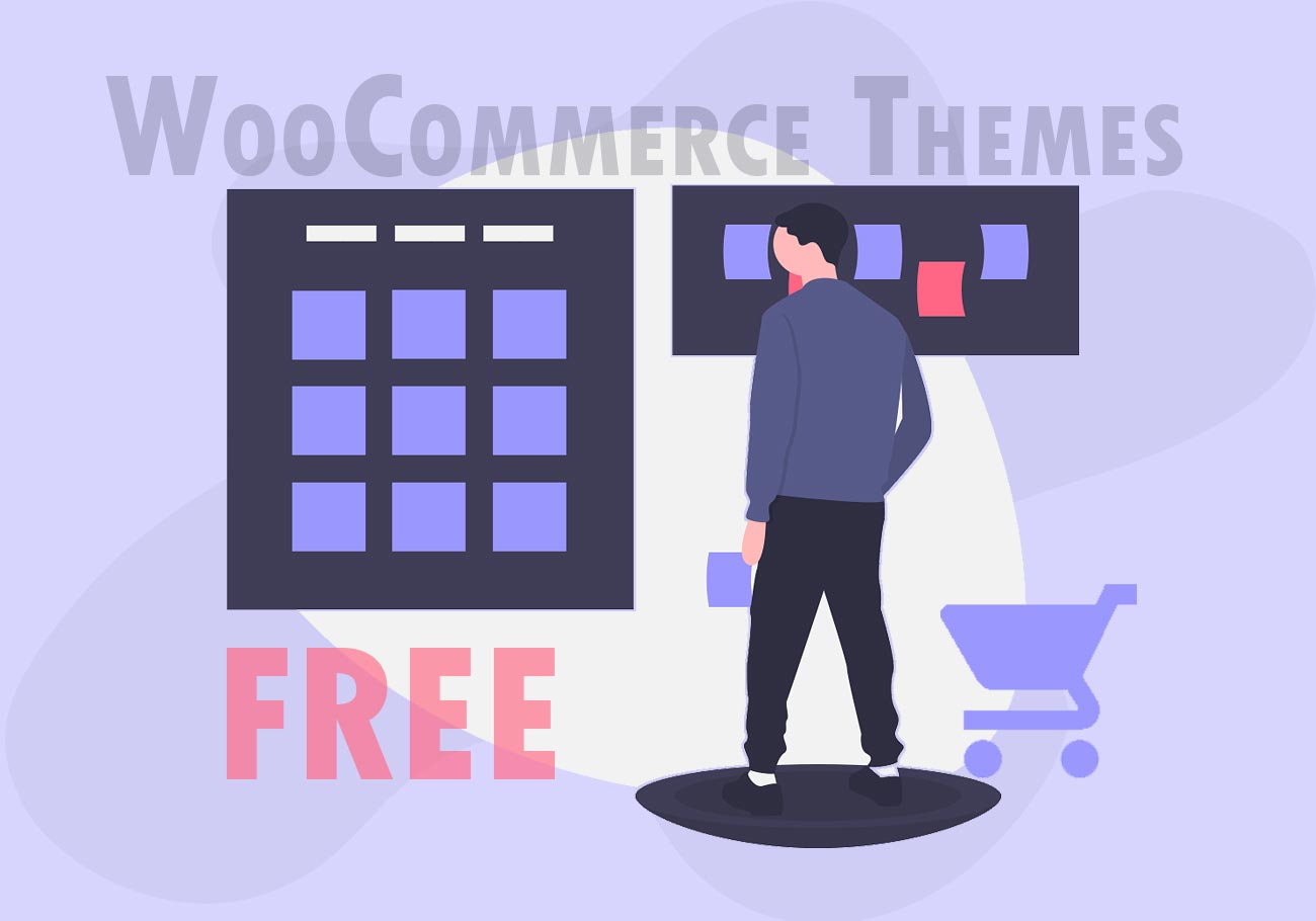 Free WordPress Themes for Your Shop that Work with WooCommerce