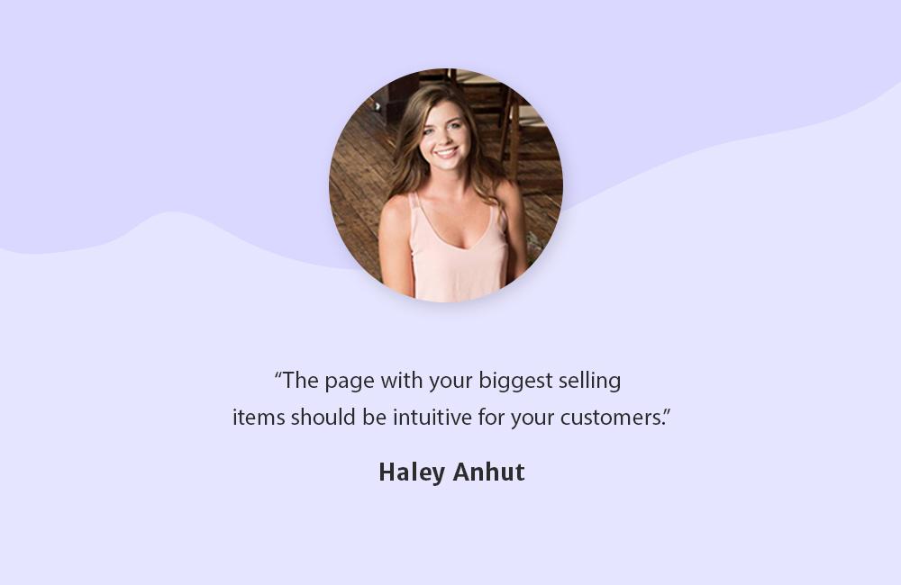 Haley Anhut