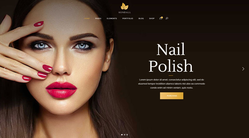 Kendall WordPress Themes