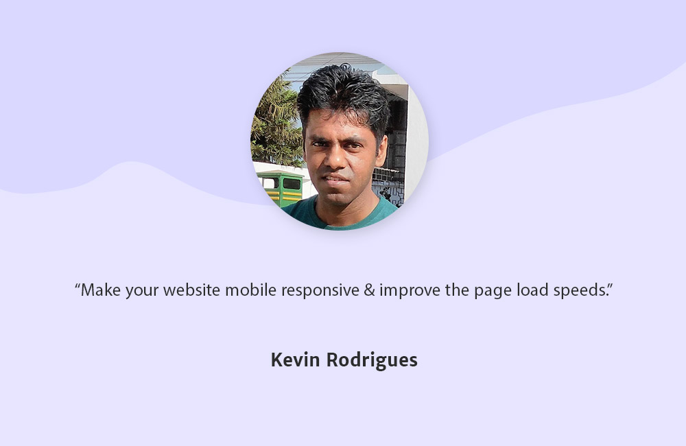 Kevin Rodrigues