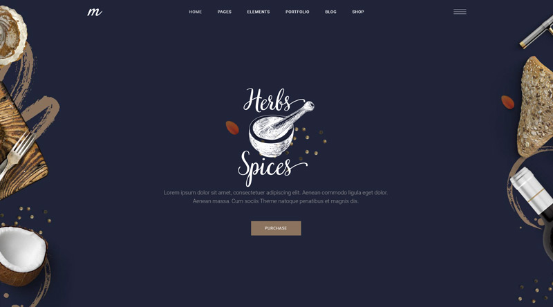 Morsel WordPress Theme