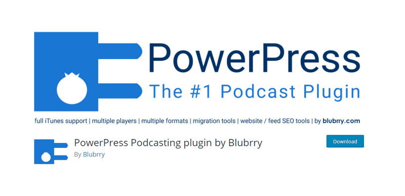 PowerPress plugin