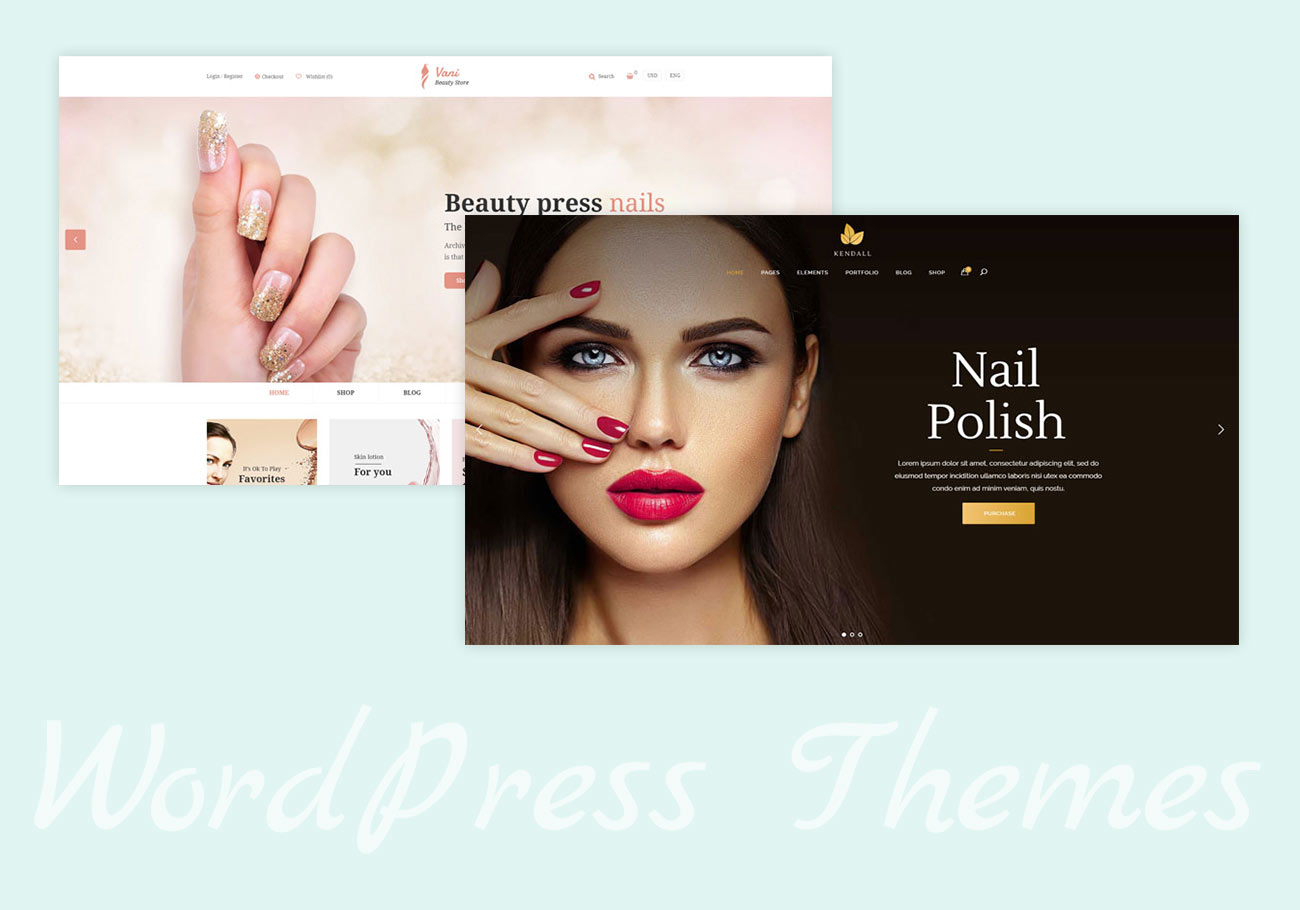 Top Nail Salon WordPress Themes To Amaze All-Comers