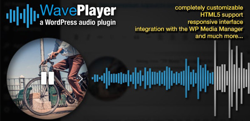 Wave Player plugin
