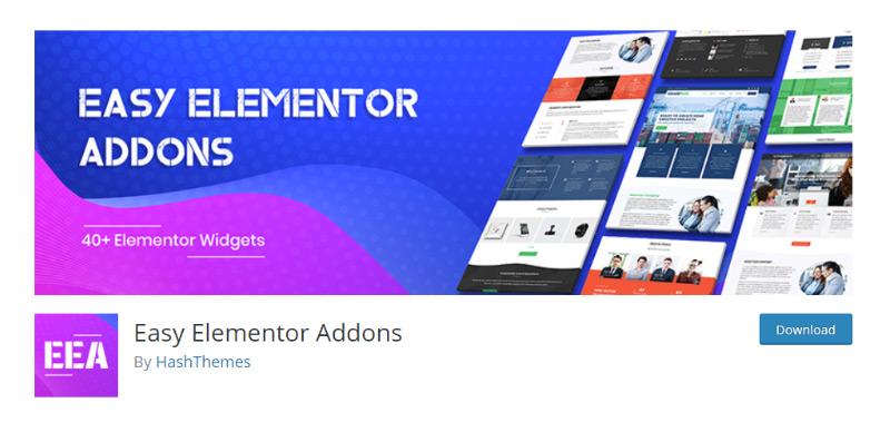 Easy Elementor Addons