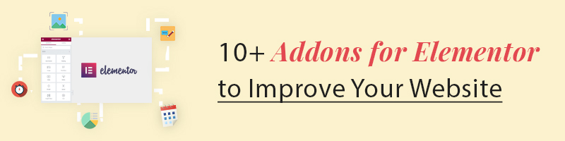 Essential Addons for Elementor banner