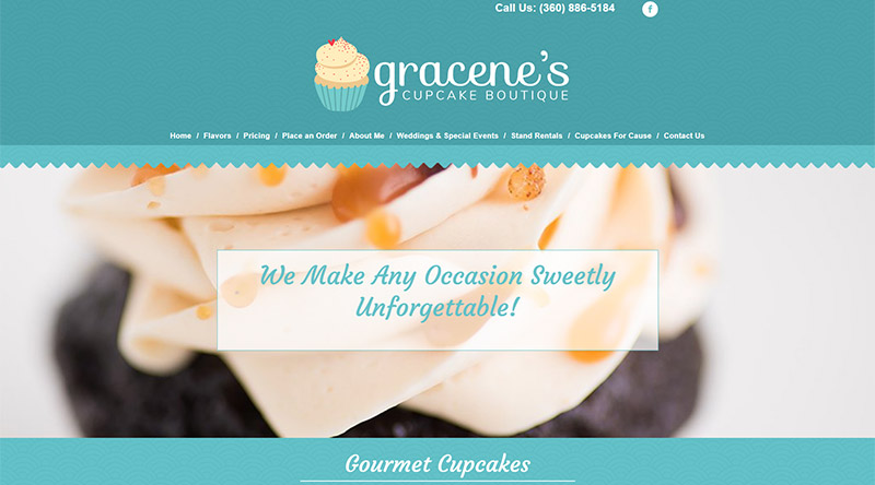 Gracenes website