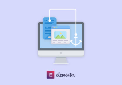 How to Set Up Elementor Anchor Links the Easy Way