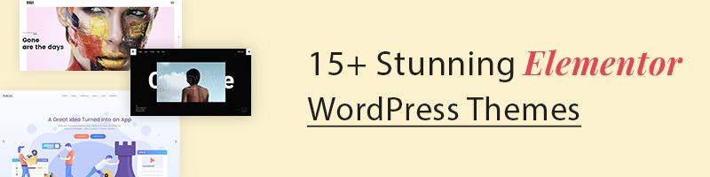 How To Easily Build a Responsive Elementor WordPress Website 1