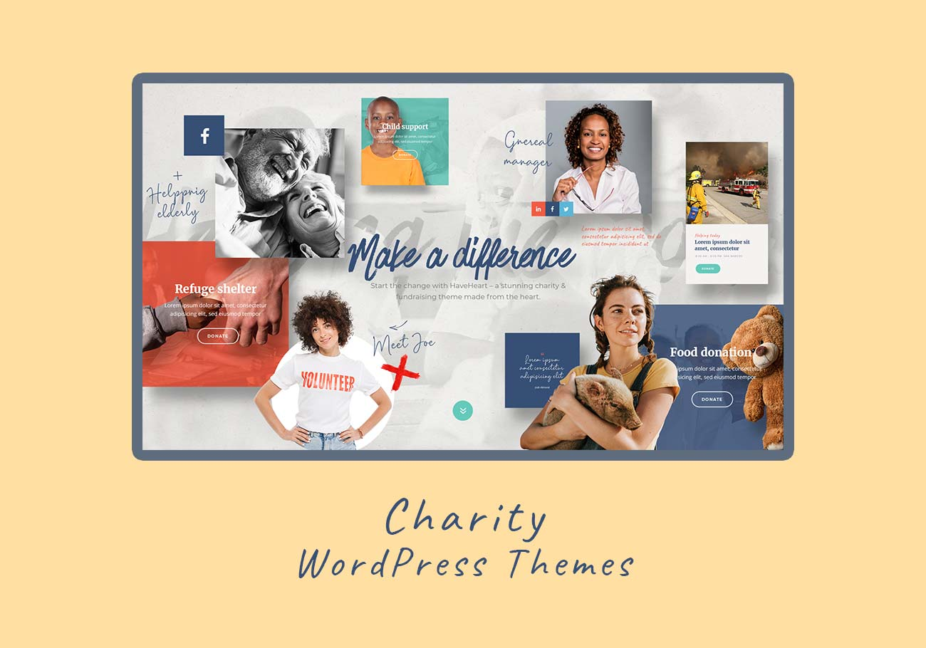 Charity WordPress Themes To Raise Donations