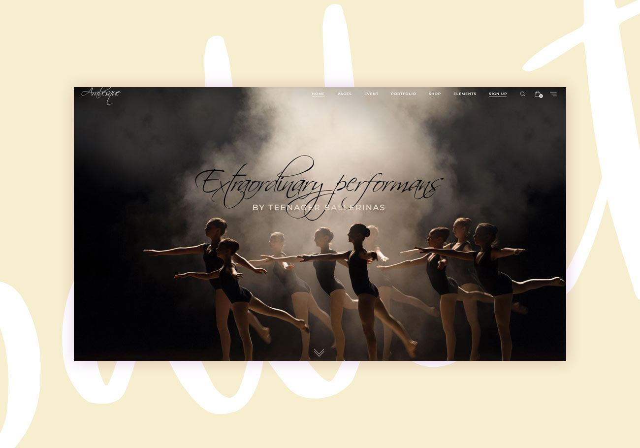 Top Dance Studios WordPress Themes