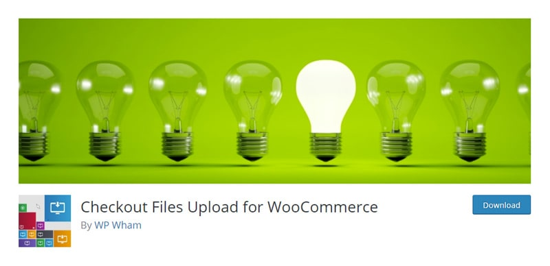 Checkout Files Upload for WooCommerce Plugin