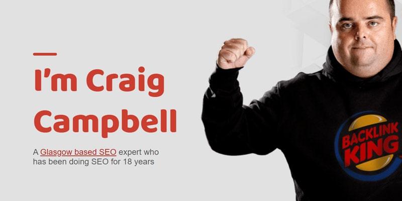 Craig Campbell SEO Course